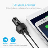 Anker PowerDrive 2 Elite Car Charger with Lightning Connector