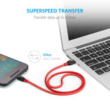 Anker PowerLine+ USB-C to USB 3.0 Cable (0.9m)