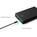 AUKEY PB-T10 20000mAh Power Bank with QC 3.0 and Lightning Input