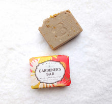 Load image into Gallery viewer, GARDENER'S BAR Soap