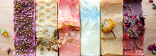 Load image into Gallery viewer, Small Batch Soap Release Set of All 6 Scents - Choose Mini or Full Size