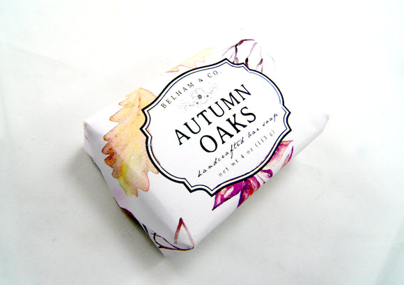 AUTUMN OAKS Soap