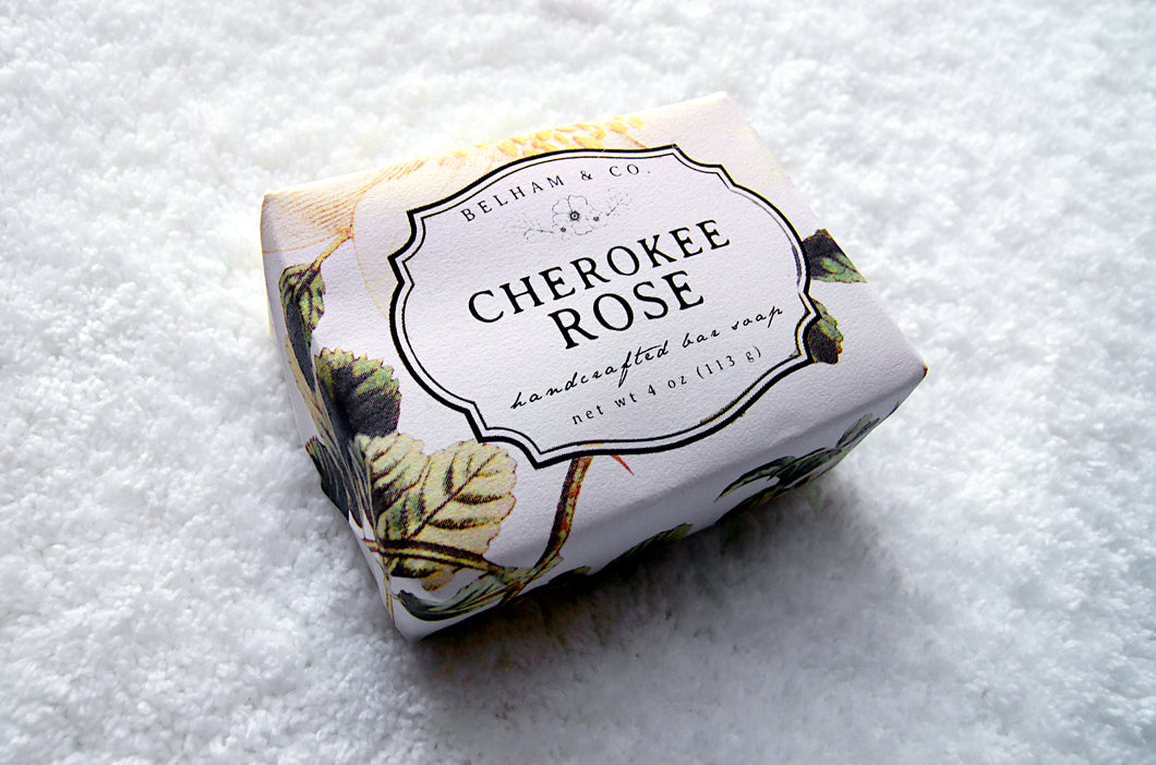 CHEROKEE ROSE Soap