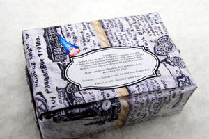 LUMP OF COAL Handcrafted Soap Bar