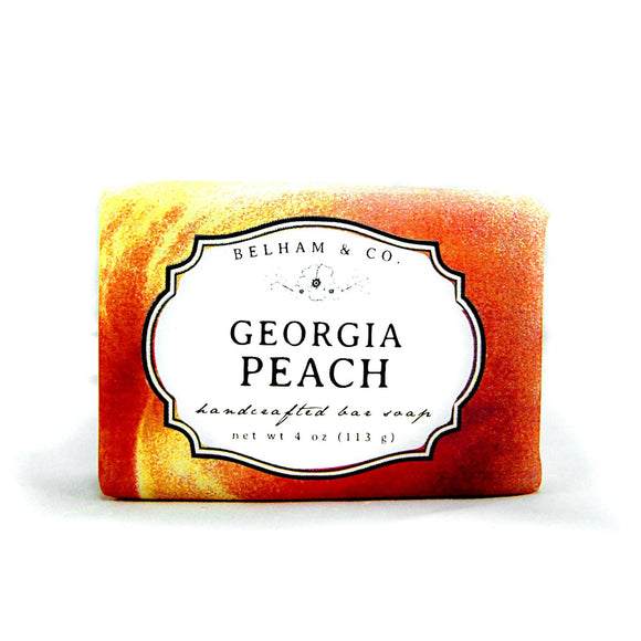 GEORGIA PEACH Soap