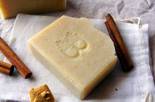 Load image into Gallery viewer, GOLDEN MILK -- Handcrafted Bar Soap