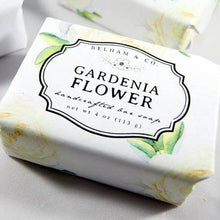 Load image into Gallery viewer, GARDENIA FLOWER soap