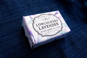 LOWCOUNTRY LAVENDER Handcrafted Bar Soap