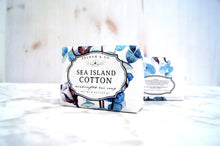 Load image into Gallery viewer, SEA ISLAND COTTON Handcrafted Bar Soap