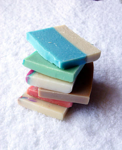 Bulk Mini Soap Bars