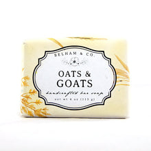 Load image into Gallery viewer, OATS & GOATS Handcrafted Bar Soap