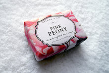 Load image into Gallery viewer, Pre-Order: PINK PEONY Soap