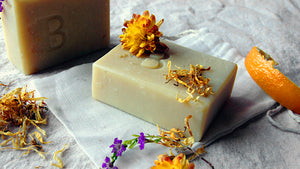 ROOTED -- Handcrafted Bar Soap
