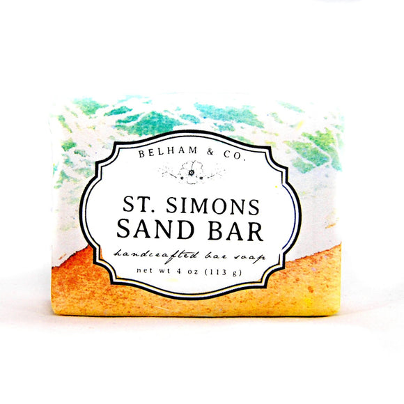 ST. SIMONS SAND BAR Soap
