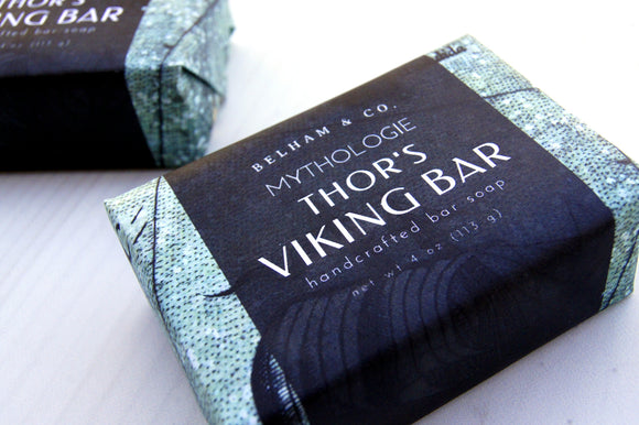 THOR'S VIKING BAR Handcrafted Soap