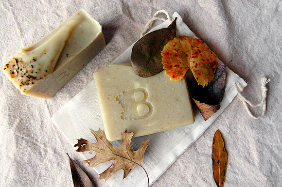 WILDERNESS -- Handcrafted Bar Soap
