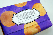 Load image into Gallery viewer, PRE-ORDER: WHITE PUMPKIN & LAVENDER Soap