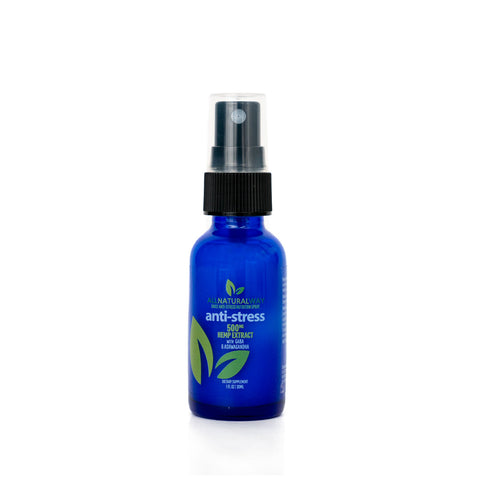 CBD ANTI-STRESS SPRAY 500MG