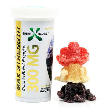 CBD Edibles - CBD Gummies 300mg By All Natural Way