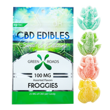 CBD Edibles - Max Strength Froggies