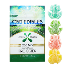 CBD Gummies 200MG By All Natural Way