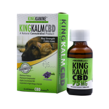 CBD for Pets - CBD oil for dogs - 75MG By All Natural Way