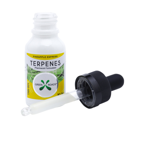 CBD Terps - Pineapple Express Flavored By All Natural Way