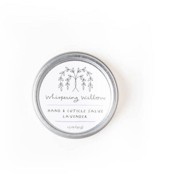 Lavender cuticle & hand  salve