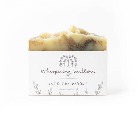 Into the woods soap