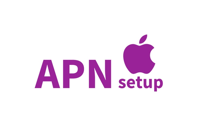 How to set up Surfroam APN for iOS