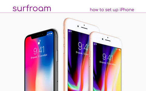 How to set up Surfroam APN for iPhone