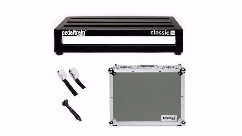 Pedaltrain Classic JR with Tour Case Pedal Boards