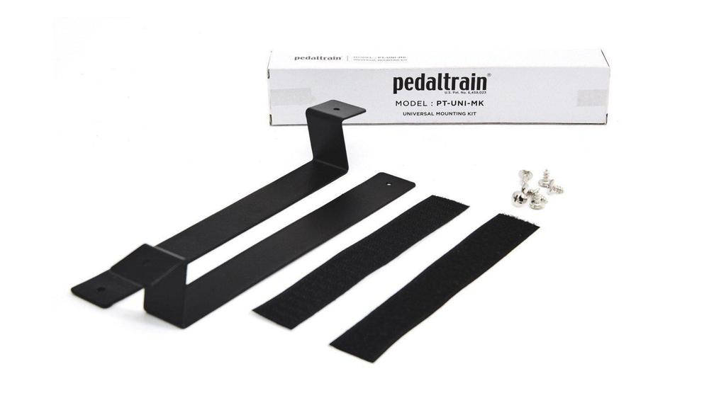Pedaltrain power supply mounting bracket kit