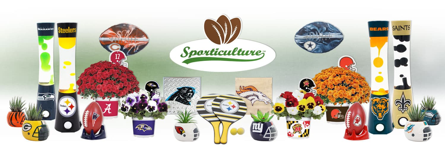 Sporticulture™ Live Flowers Banner