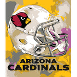 Arizona Cardinals - Team Pride Paint By Number Craft Kit