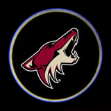 Arizona Coyotes - Team Pride LED Car Door Light