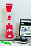 Arkansas Razorbacks - <br>Team Pride Magma Lamp