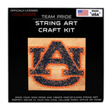 Auburn Tigers - Team Pride String Art Kit