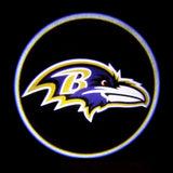 Baltimore Ravens - Team Pride LED Car Door Light