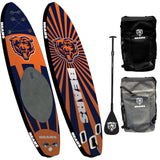 Chicago Bears - Team Pride Inflatable Stand Up Paddle Board
