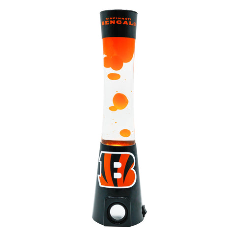 Cincinnati Bengals - Team Magma Lamp