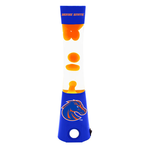 Boise State Broncos -<br>Team Pride Magma Lamp