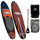 Denver Broncos - Team Pride Inflatable Stand Up Paddle Board