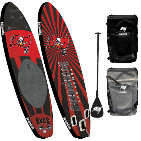 Tampa Bay Buccaneers - Team Pride Inflatable Stand Up Paddle Board