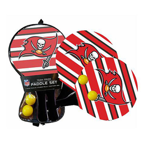 Tampa Bay Buccaneers - Team Pride Paddle Ball Set