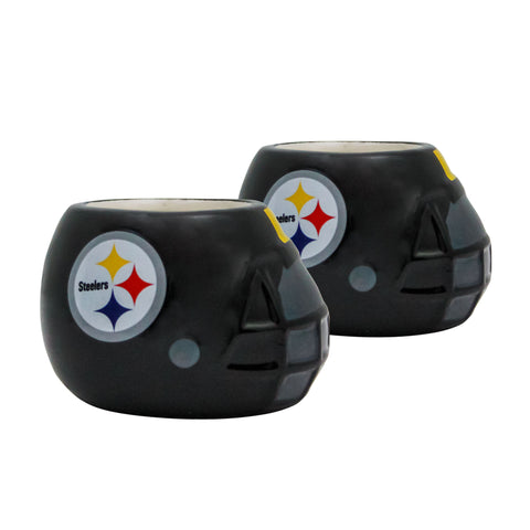 Pittsburgh Steelers - Ceramic Helmet Planter – Empty Planter