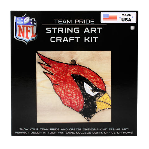 Arizona Cardinals - Team Pride String Art Kit