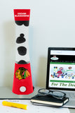 Chicago Blackhawks -<br>Team Pride Magma Lamp