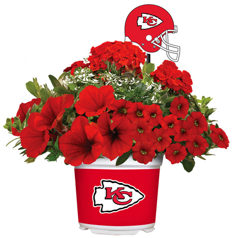 Kansas City Chiefs - Summer Flower Mix
