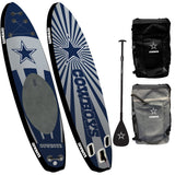 Dallas Cowboys - Team Pride Inflatable Stand Up Paddle Board